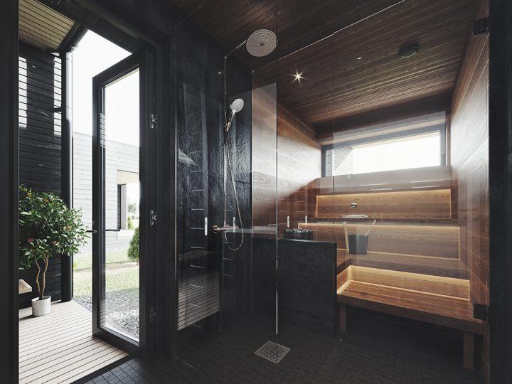 Kaksio | Sauna